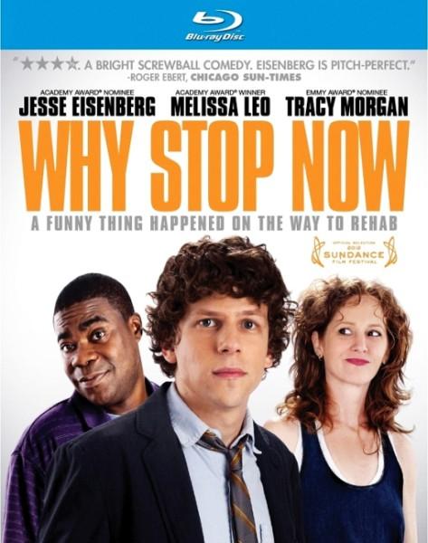 Си-бемоль-кокос / Предрасположенность / Why Stop Now (2012) HDRip