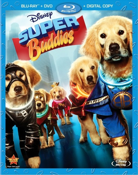 Пятерка супергероев / Super Buddies (2013) BDRip 720p + HDRip