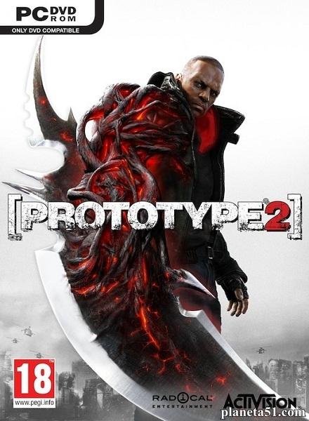 Prototype 2 [+ 1 DLC] (2012) PC   RePack от Fenixx