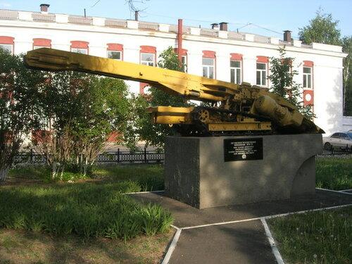 Проходческо-очистной комбайн Урал