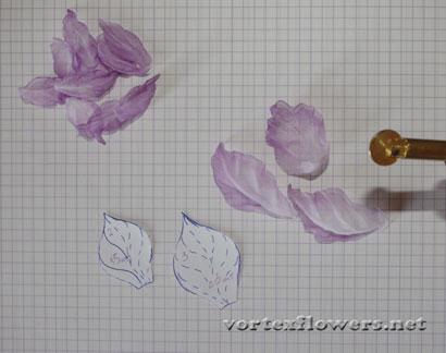 Цветок из ткани своими руками, как сделать.