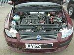 Купить двигатель б у FIAT STILO 1,6 16V DOBLO.