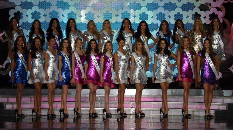 Конкурс красоты Мисс Венесуэла 2013 года. Фотографии