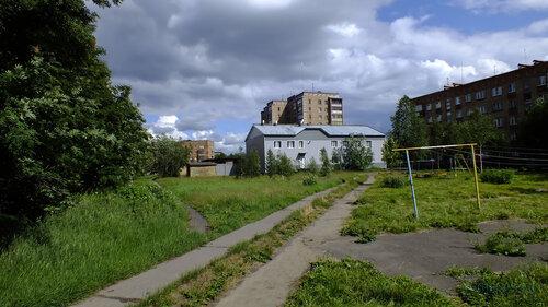 Фото города Инта №5119  Куратова 26а и 26 14.07.2013_13:48