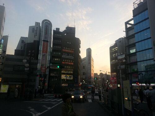 Таким представился нам Токио с первого взгляда