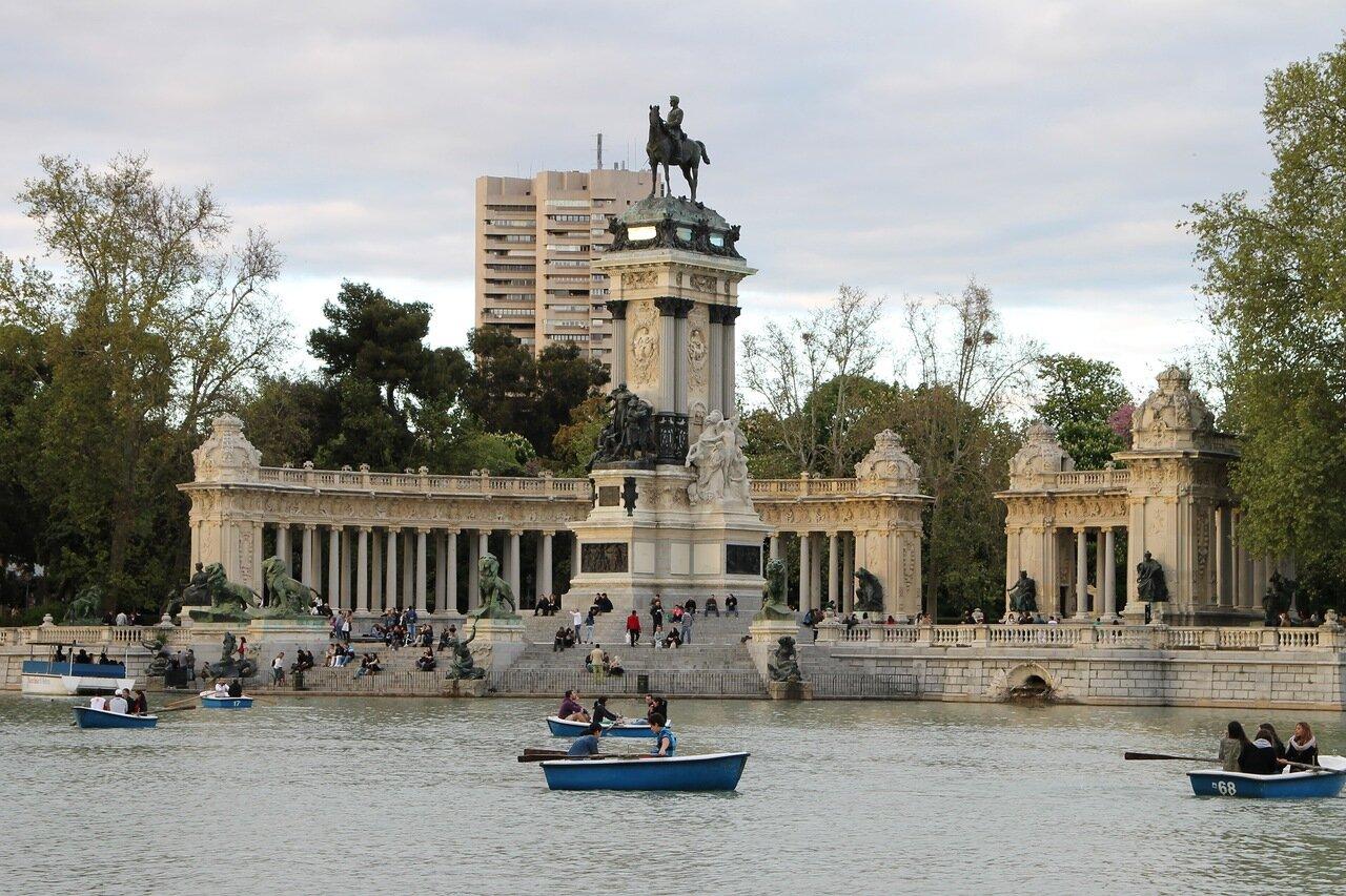 Parque del Buen Retiro