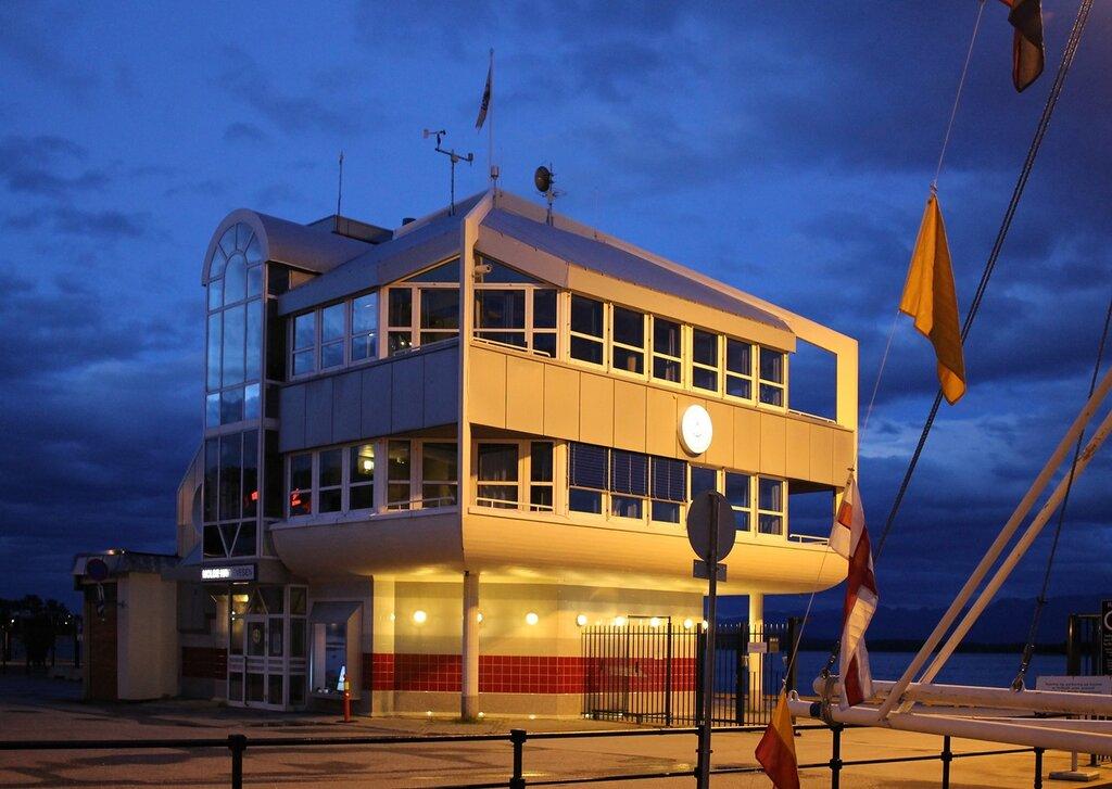 Молде, пассажирский терминал Molde og Romsdal Havn IKS