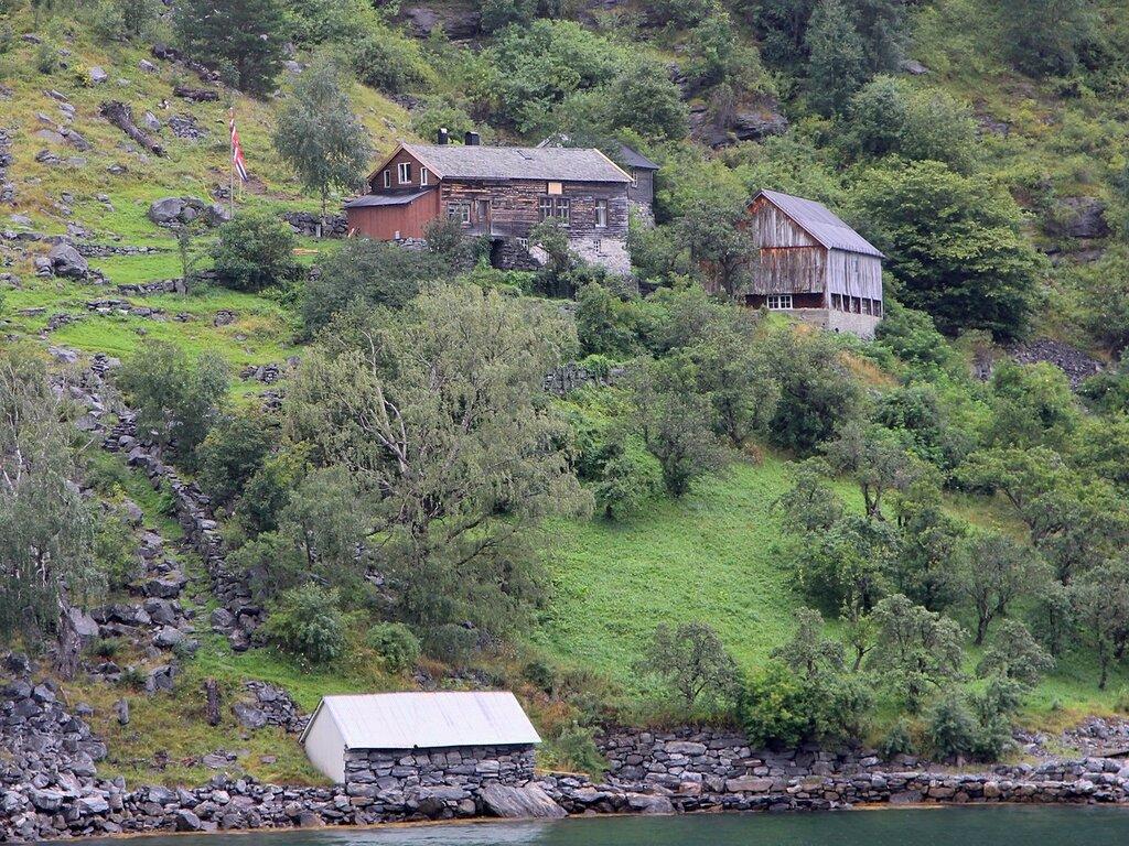 Гейрангер-фьорд