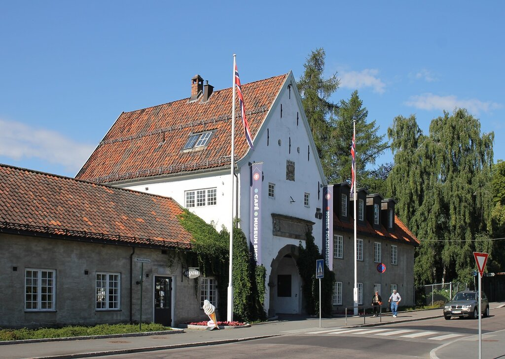 Oslo, Bygdøy, Norwegian Museum of cultural history