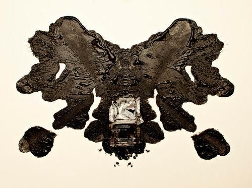 """Фотосет """"Rorshach Food"""". ©Эстер Лобо - в помощь 5a8психиатрам"""