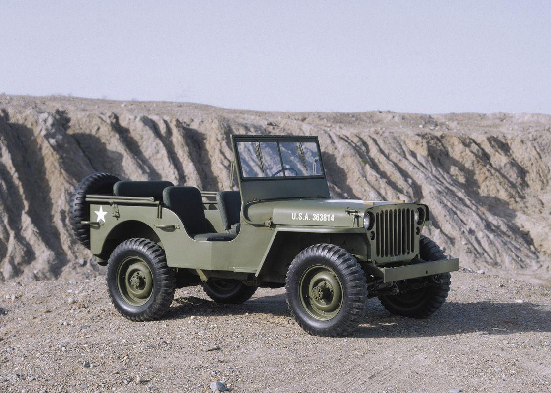Jeep CJ-2A (1945)