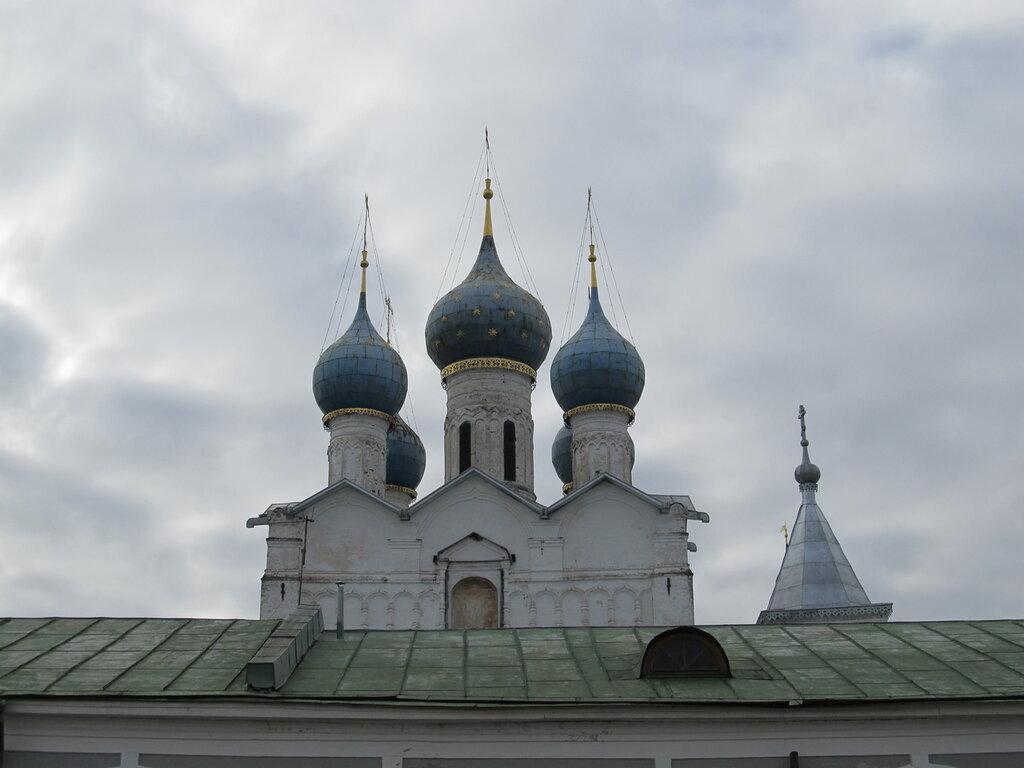 Ростов Великий 2013 г . Торговые ряды