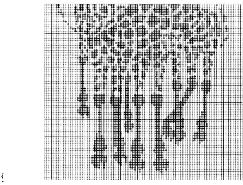Жирафы схемы