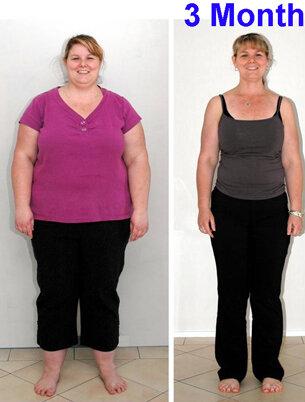 Saga weight loss
