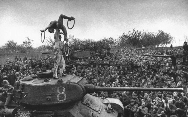 Песни Великой Отечественной Войны.