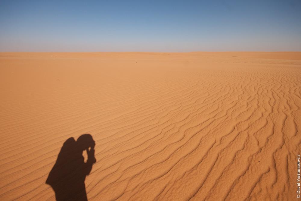 Чад, Сахара