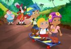 Джейк и пираты убеги с острова игра для winx land