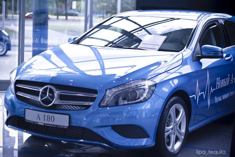 Mercedes-Benz. Friendly