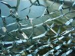Треснувшее стекло