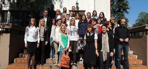 Волонтеры из Сербии. Универсиада в Казани