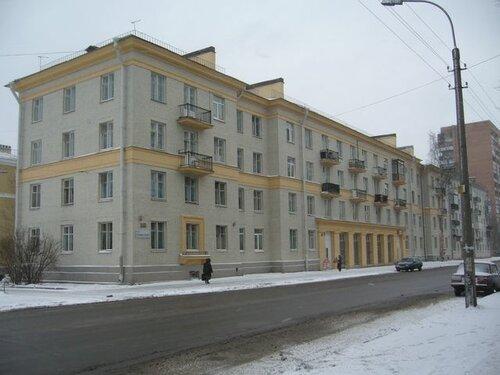 ул. Пограничника Гарькавого 5к1