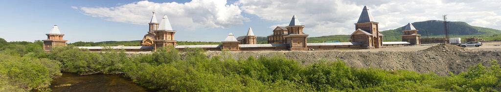 Трифонов Печенгский мужской монастырь