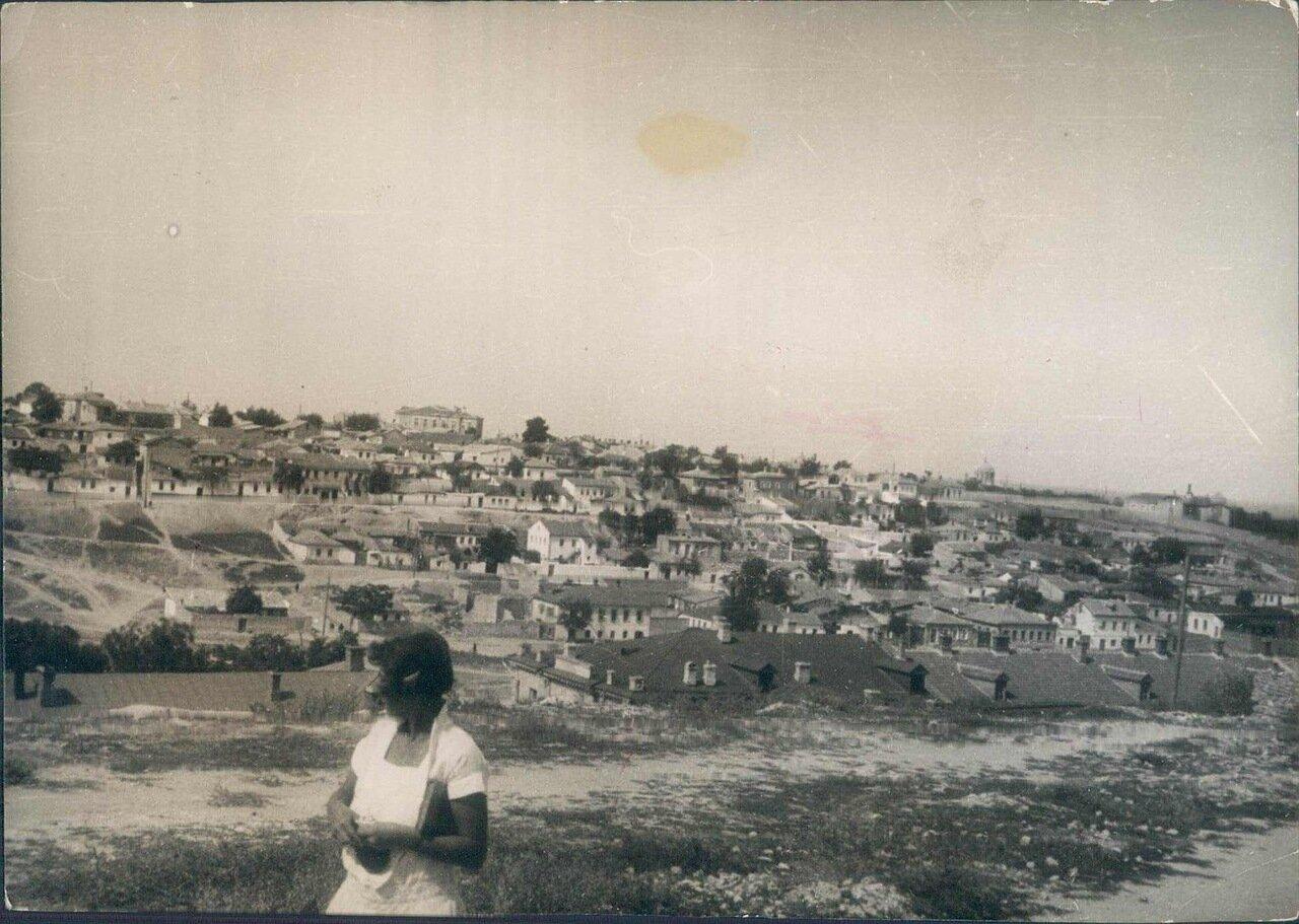 1929. Панорама Севастополя