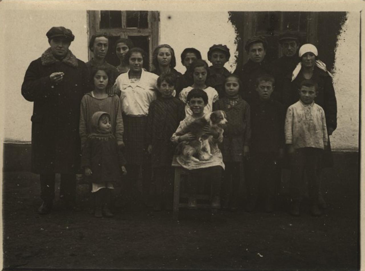 Одесса. Еврейский детский дом. 1920-е - 1930-е.
