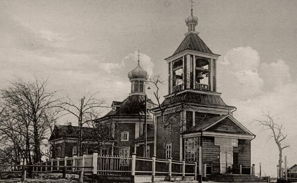 Здание Кафедрального собора во имя Благовещения Пресвятой Богородицы
