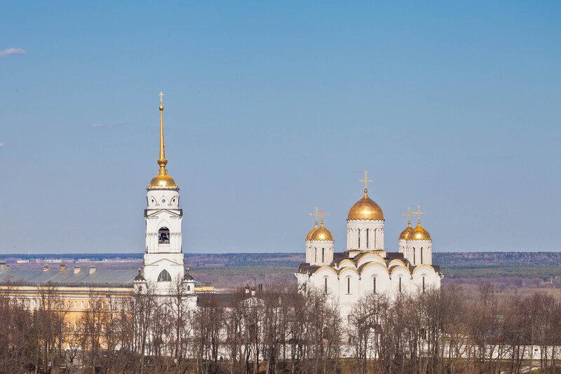 Владимир - Успенский собор