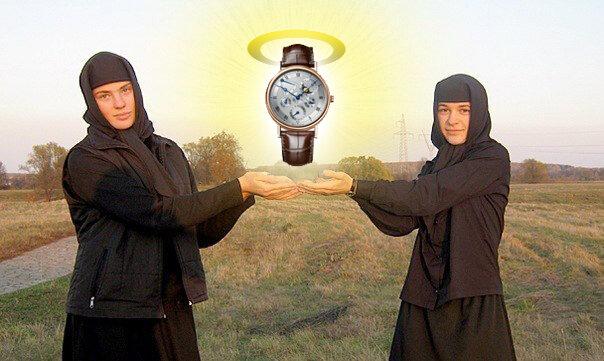 Две монашки
