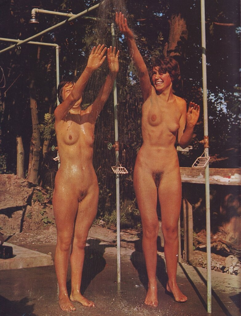 Nude vintage nudists magazines sonnenfreunde