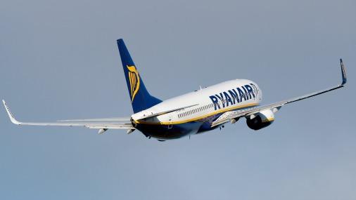 Ryanair устроила предновогоднюю акцию