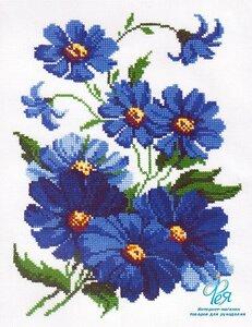 Вышивка. Цветы (схемы)