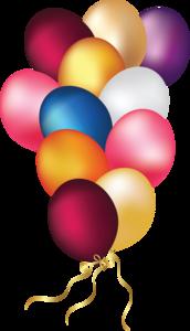 воздушные шарики