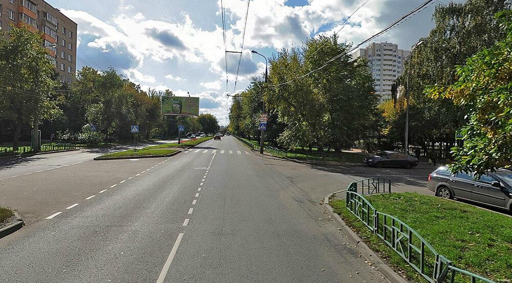 улицы до и после.