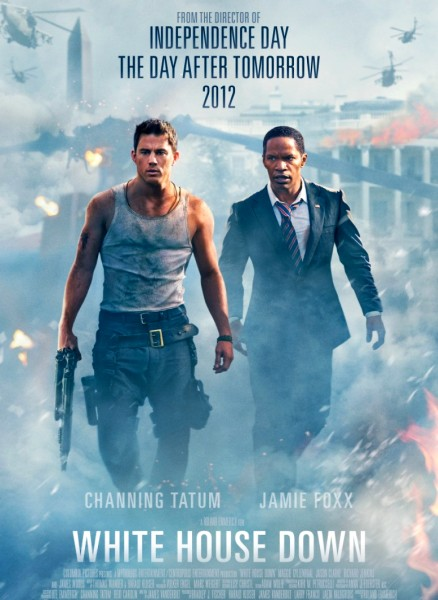 Штурм Белого дома / White House Down (2013) BD-Remux + BDRip 1080p/720p + HDRip + AVC + DVD9 + DVD5
