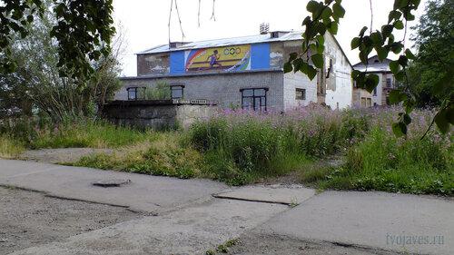 Фотография Инты №5423  Северо-западный угол Кирова 30а (бассейн