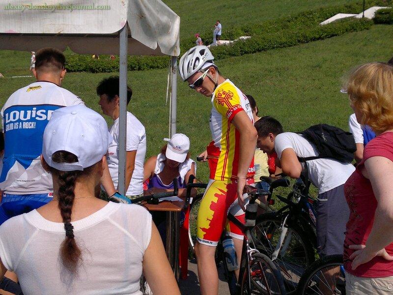 Регистрация на велопробег