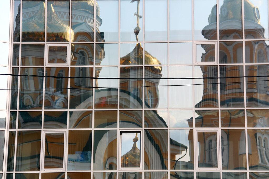 Храм Всех Святых, в земле Российской просиявших Липецк