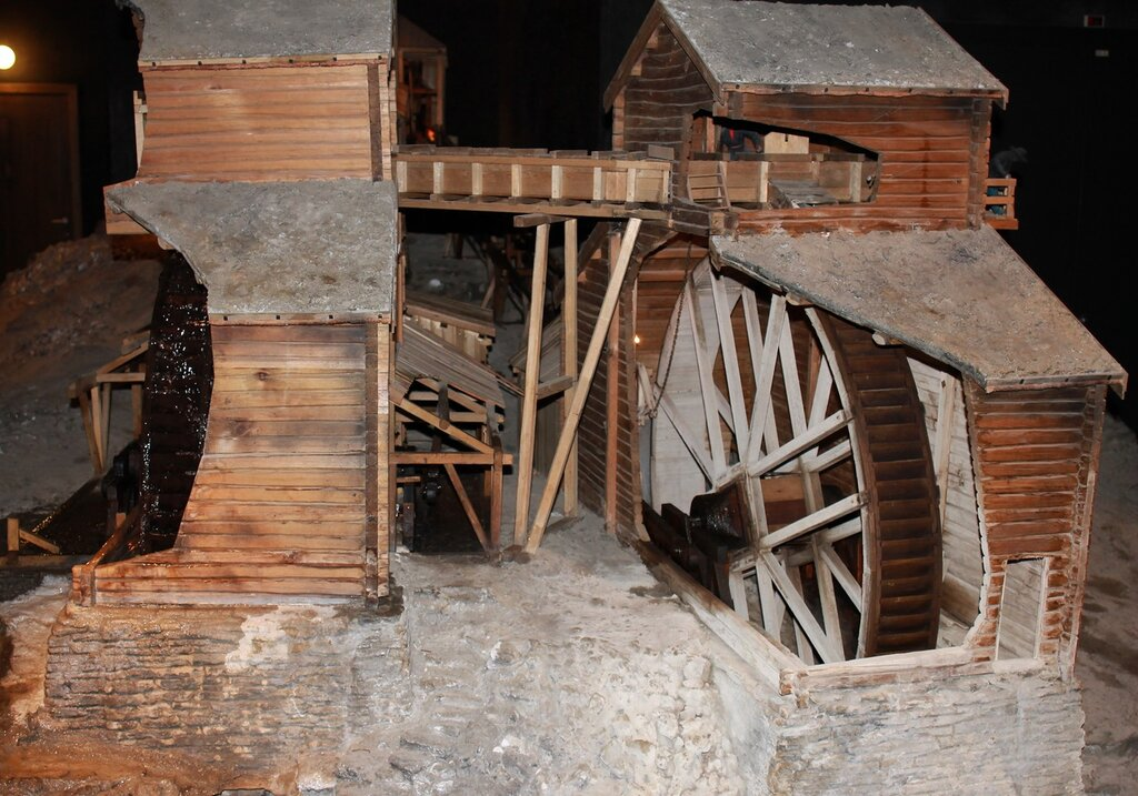 Røros Museum. Mining engineering