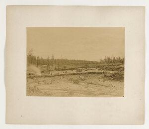 Золотоносный рудник около Богословска, собственность Господина А.Половцова (400.000 десятин)