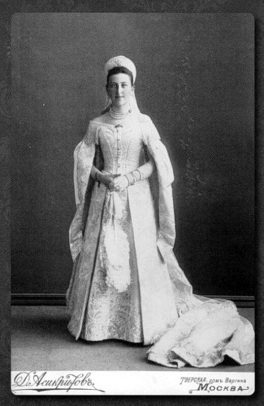 Графиня О.В. Уварова