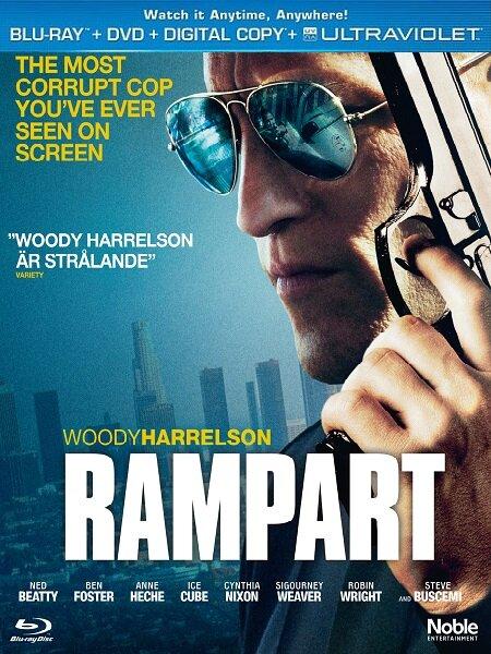 Бастион / Rampart (2011) HDRip
