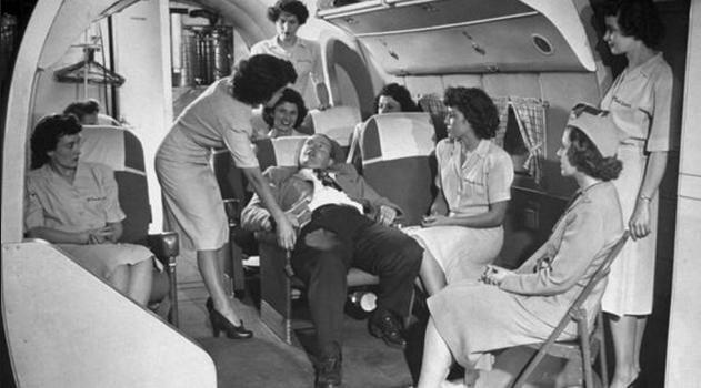 Секс стюардессы частных самолетов