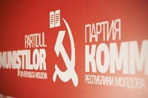 Коммунисты Молдовы отстояли право на свою символику