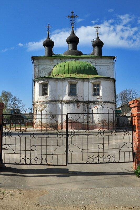 Балахна, Церковь Покрова Пресвятой Богородицы в Покровском монастыре