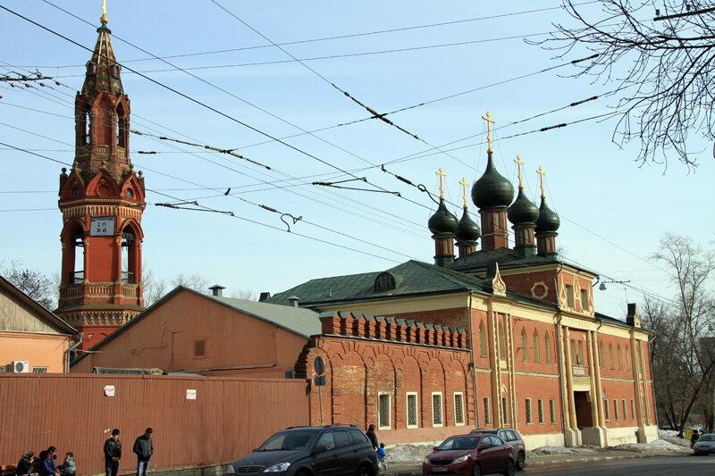 Преображенский старообрядческий монастырь