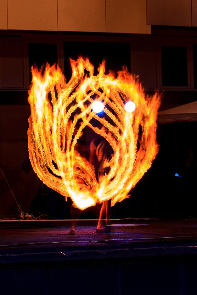 """Урок: """"Трюки с огнем"""" *"""