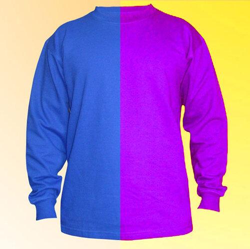Многоцветная одежда